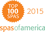 Spas of America 2015 Top 100 Spas